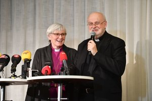 Catholics and Lutherans ready to make history in Lund and Malm�