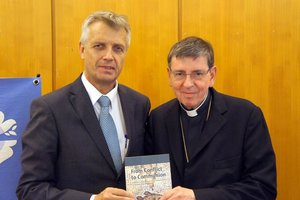 Together in hope: Joint article by LWF General Secretary Junge and PCPCU President Koch